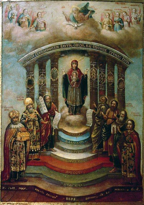 21 сентября Рождество Пресвятой Богородицы!