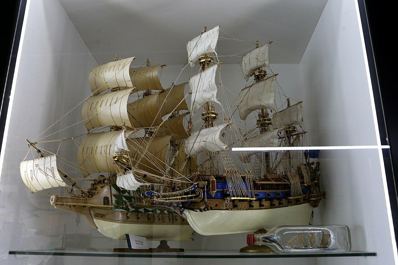 Музей Альбораниа (Museo Alborania de Aula del Mar), Музей моря в Малаге