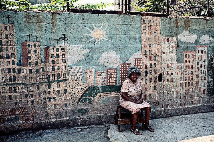 Нью-Йорк в 1970-х годах: уличная фотография Камило Хосе Вергары
