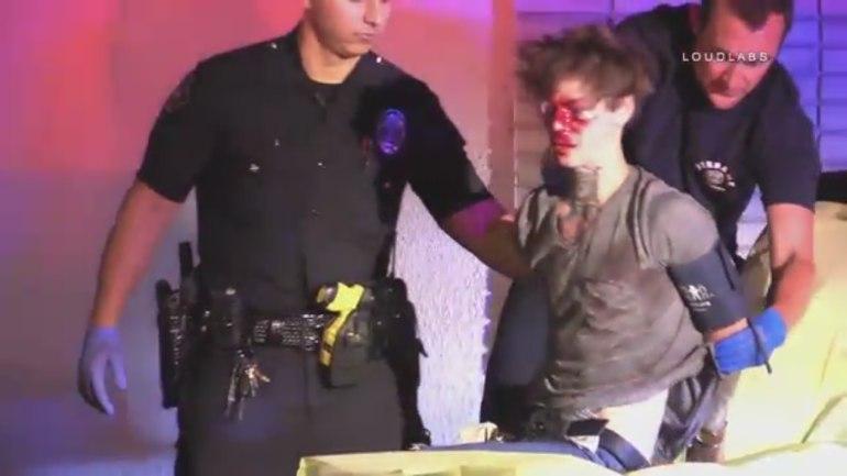 Преступник с пистолетом попытался ограбить ММА зал