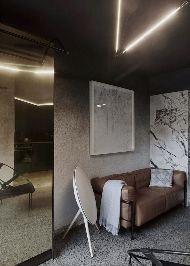 Melbourne Studio Apartment by Studio Edwards Architecture Practice