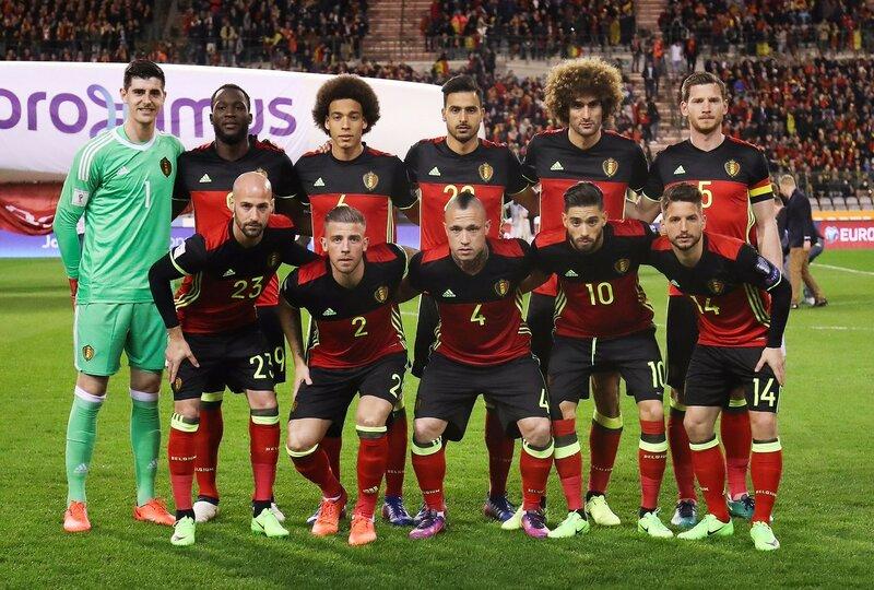 Греция - Бельгия 1:2. 3 сентября 2017. Отборочный матч Чемпионата Мира 2018