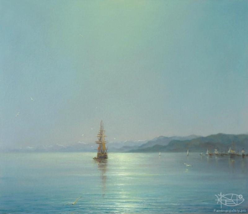 PaintingsGallery.  Dmitriew_George