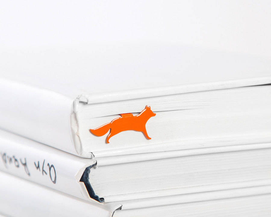 Inventive and Cute Bookmarks (10 pics)