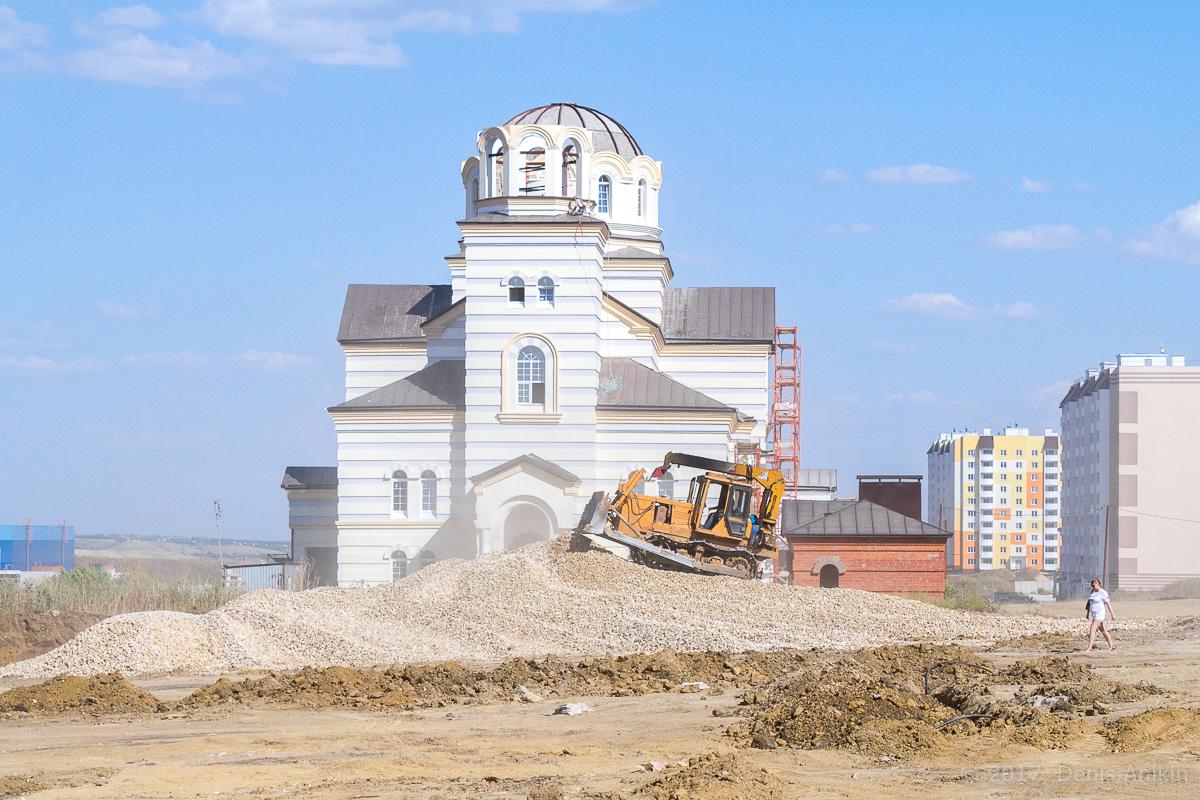 строительство бульвара в Солнечном-2 фото 16