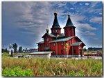 Храм в честь Преподобного Сергия Радонежского