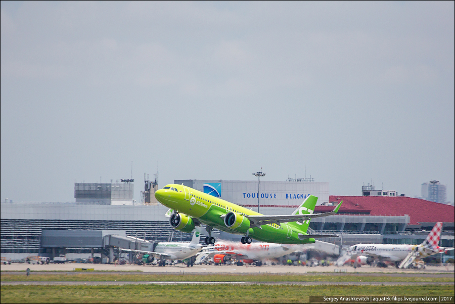Airbus A320neo для S7 Airlines
