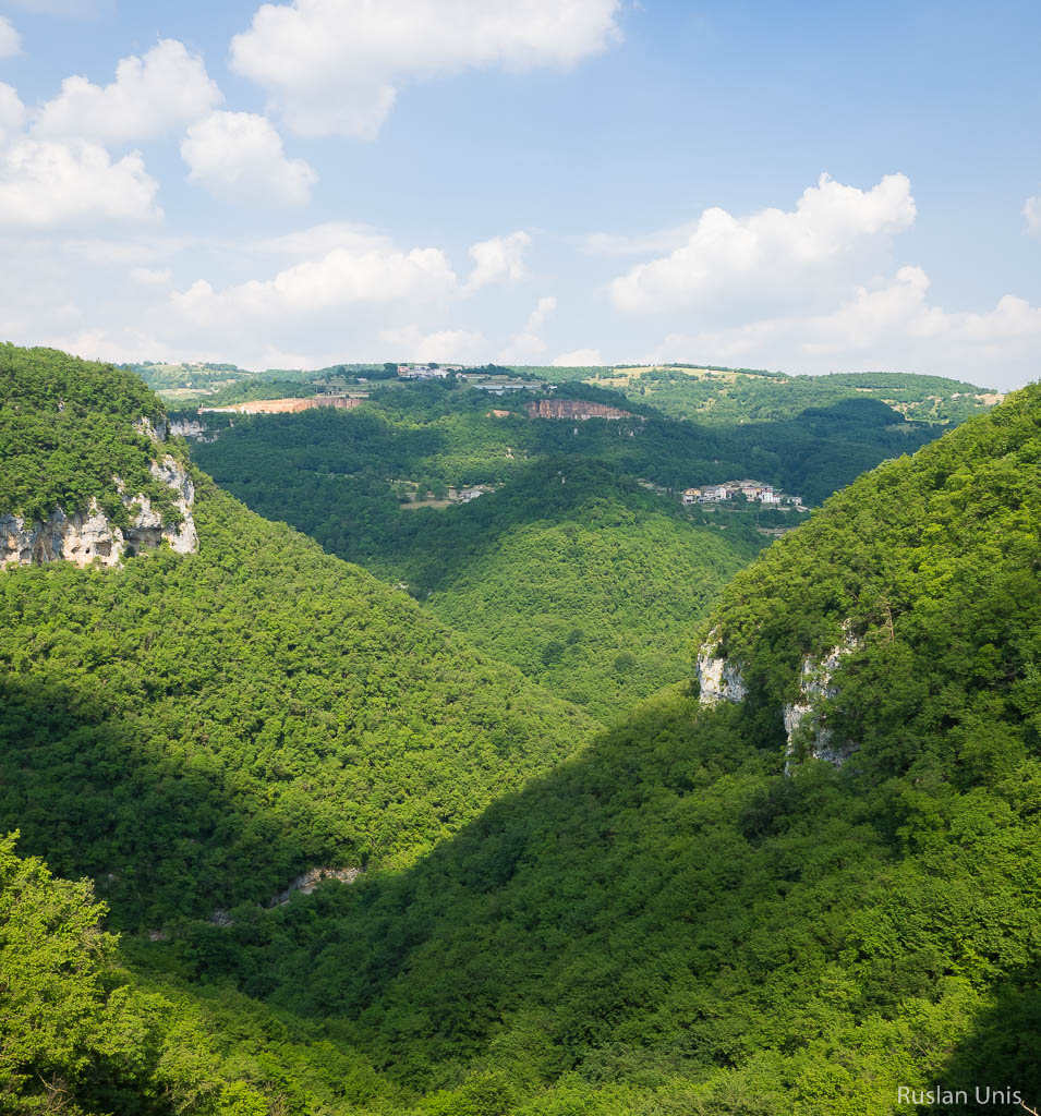 На Веспах по Италии