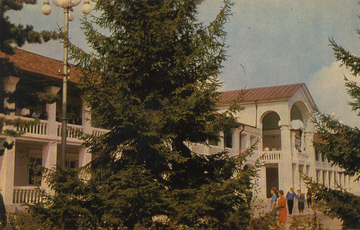 Нальчик, санаторий Эльбрус