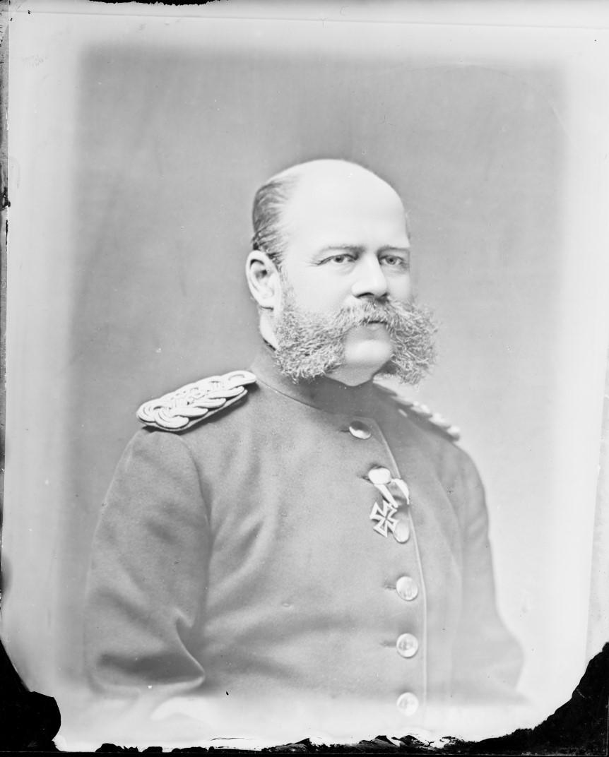 Эрнст I, 1876