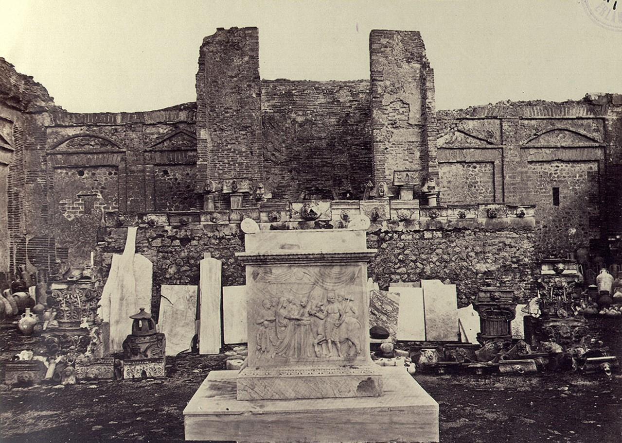 Храм Веспасиана
