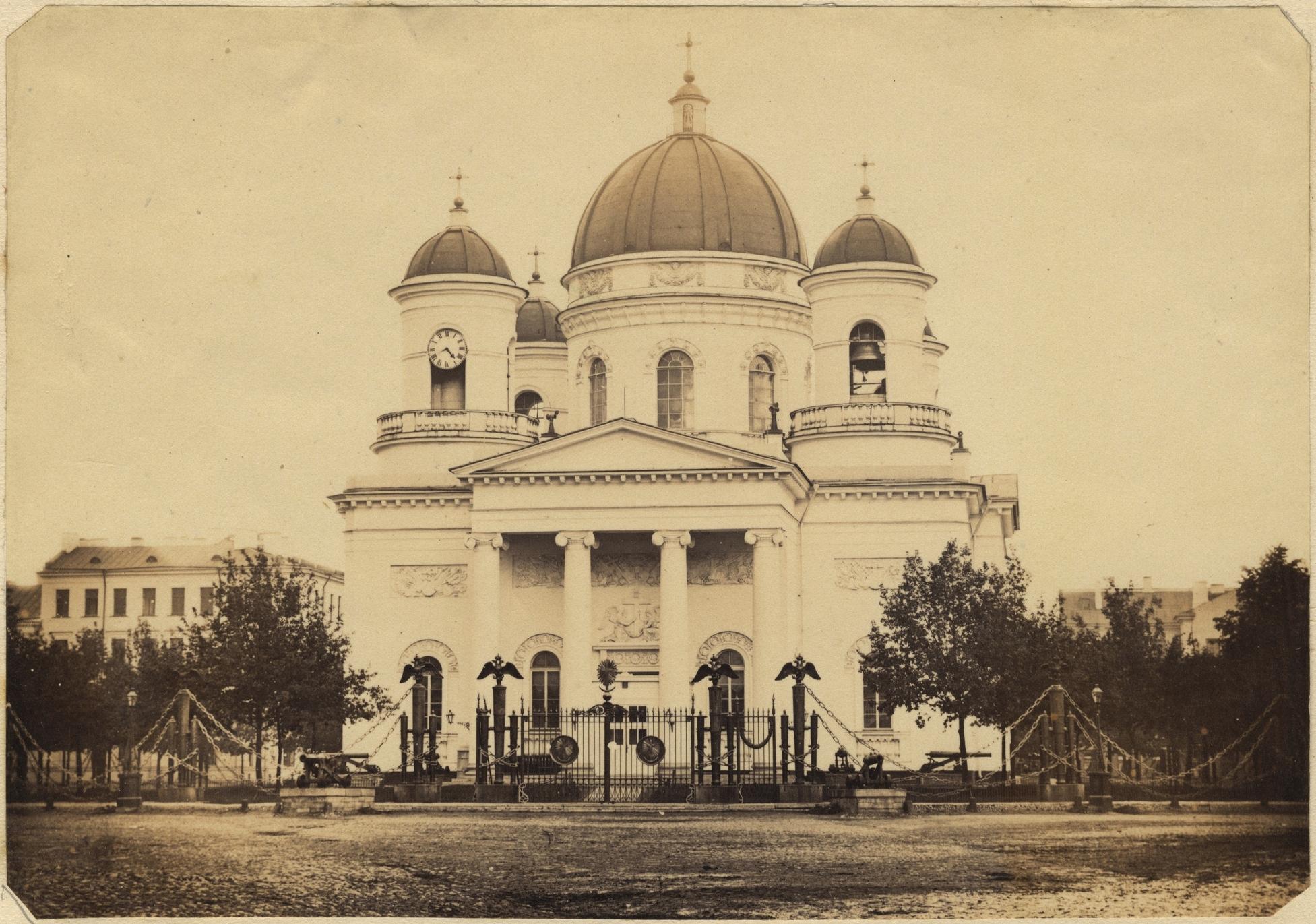 1862. Спасо-Преображенский собор