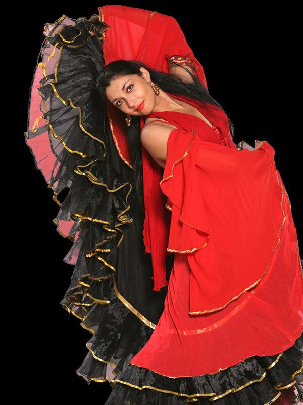 Мамы открытка, картинки цыганка в танце