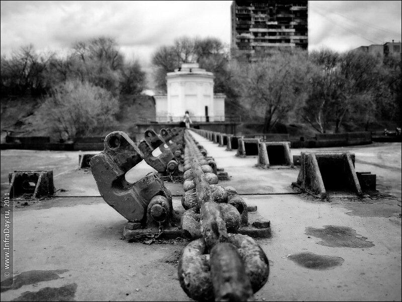 Унылая весна в Серебряном бору