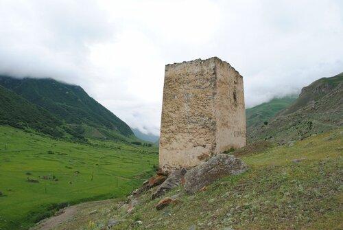 Башня Ак-кала( Белая крепость)