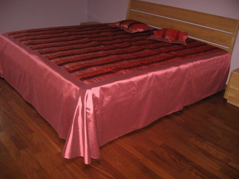 ткань для пошива покрывал на кровати в армии.