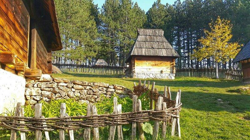 путешествие по Сербии
