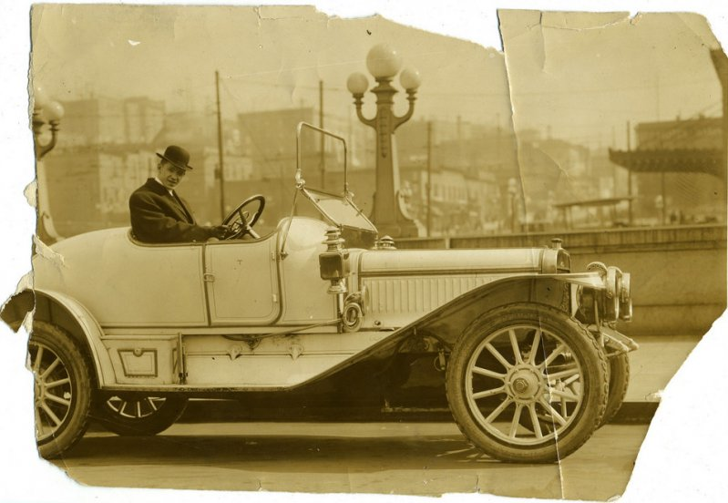 1914 Willys Overland