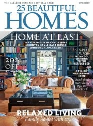 Журнал 25 Beautiful Homes - September 2014