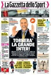 Журнал La Gazzetta dello Sport  (17 dicembre 2014)