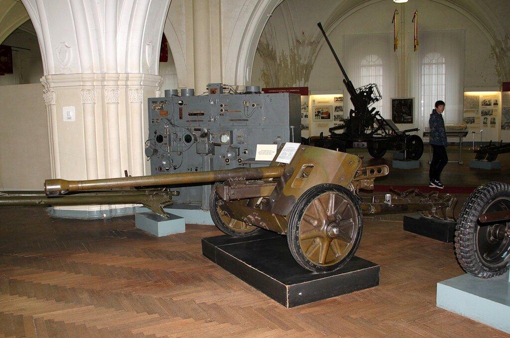Немецкая 50-мм противотанковая пушка PAK-38