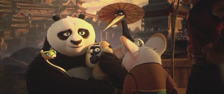 Кунг-фу Панда 2 / Kung Fu Panda 2 (2011/TS)