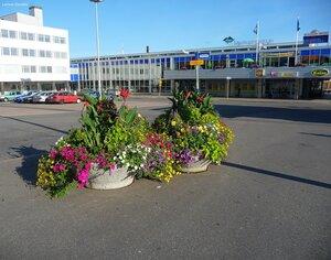 Kouvola-23.7.09 - ж/д вокзал.