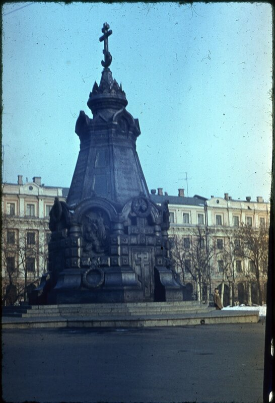 памятник русскотурецкой войны. болгария