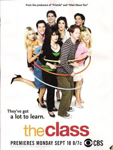Класс / The Class / Сезон: Полный 1 сезон / Серии: 1-19 (19) (Джеймс Берроуз) [2006, комедия, SATRip] (НТВ)