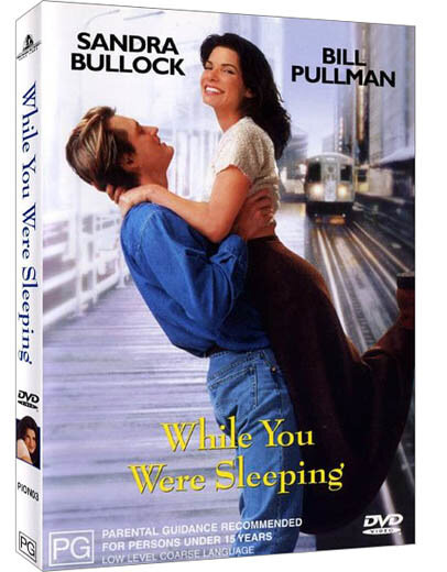 ���� �� ���� - While You Were Sleeping (1995) HDTVRip
