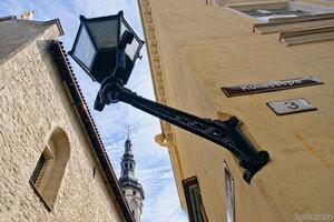 Фонарь (окно, Таллин, фонарь)
