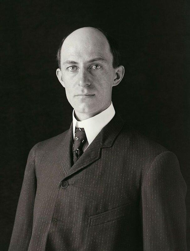 Братья Райт Wilbur Wright.jpg