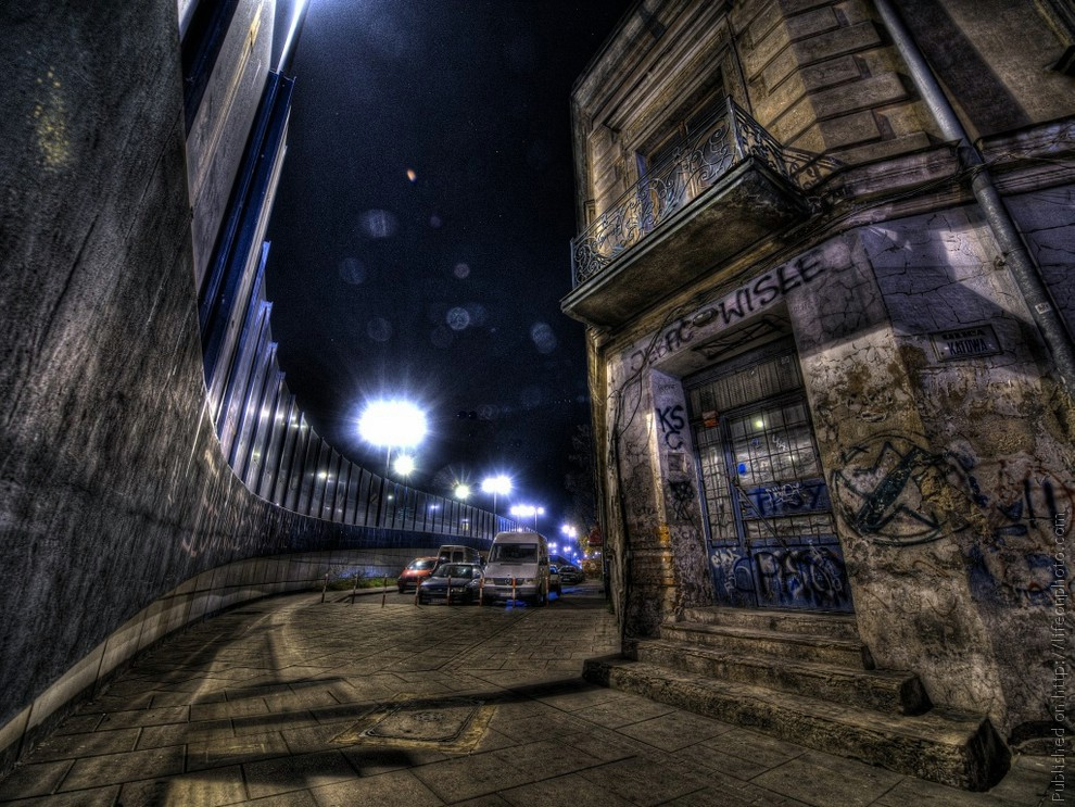 Фантастические HDR-снимки. Фотограф Jakub Kubica