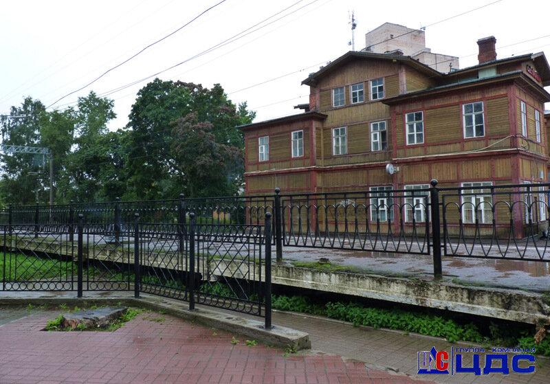 """Станция """"Сестрорецк"""" (фото)"""