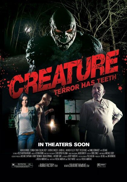 Существо / Creature (2011/ENG/DVDScr)