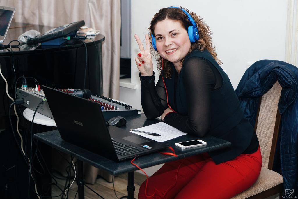 Елена Мандрыка - DJ Hellen