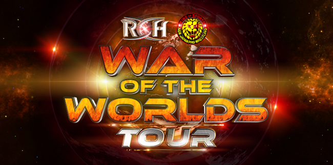 Post image of ROH/NJPW War of the Worlds 2017: Toronto & Dearborn