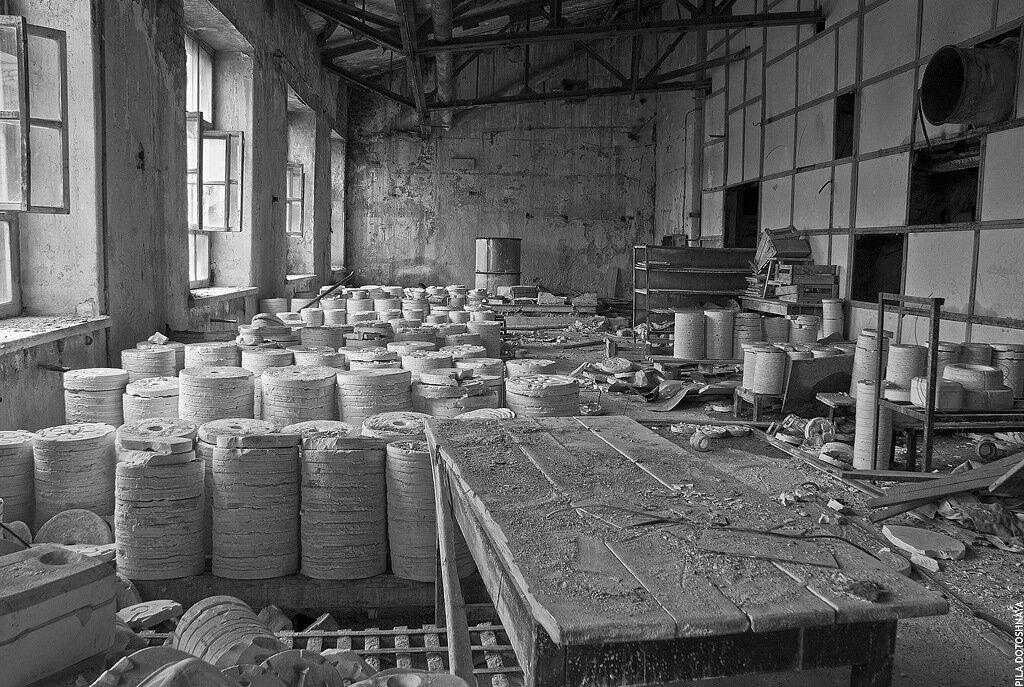 картинка завода строительного фарфора часто суда выходили