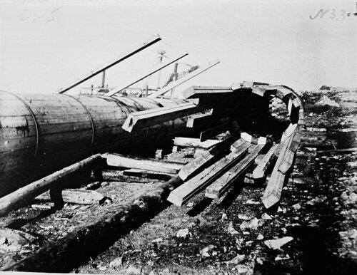 Водовод Самарской ГРЭС - 30-е годы XX век.