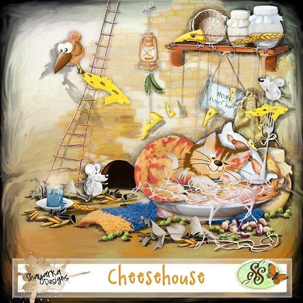 сырный домик (120)