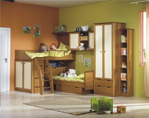 дизайн детской комнаты (38)