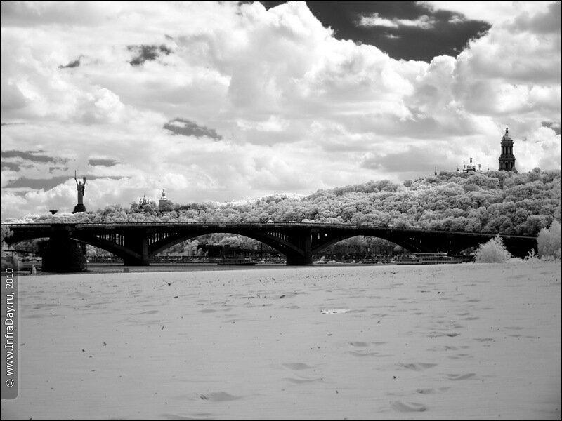 Труханов остров, Долобецкий остров и Гидропарк