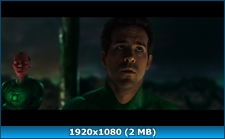 Зеленый Фонарь / Green Lantern (2011) BluRay [3D/2D] + BD Remux + BDRip 720p + DVD5 + HDRip