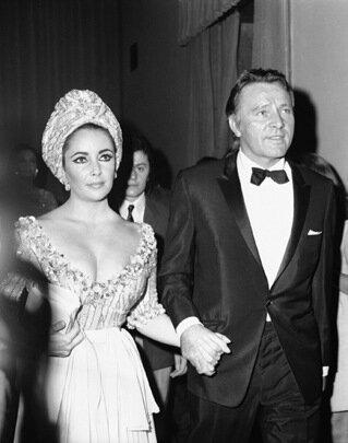 Фильм «Клеопатра» (1963 г). Гламур в египетском стиле. 230311NID121