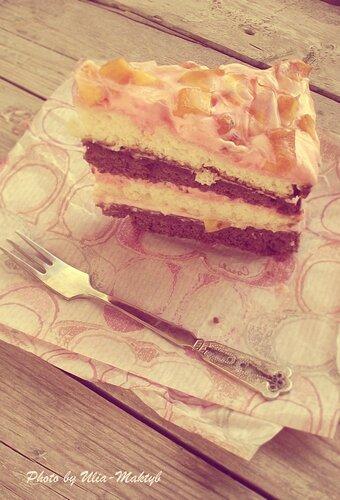 """Фруктовый торт """"Сказка"""""""