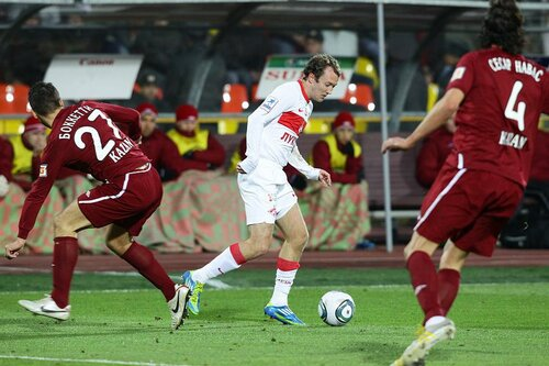 Эйден Макгиди. Рубин - Спартак 3-0 16-10-2011