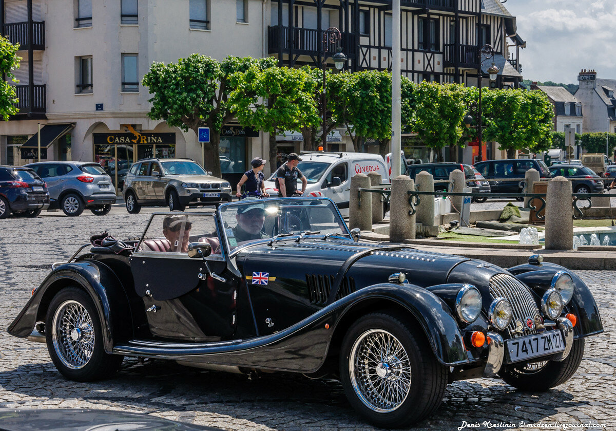 Morgan Plus 4 - Довиль (Deauville)