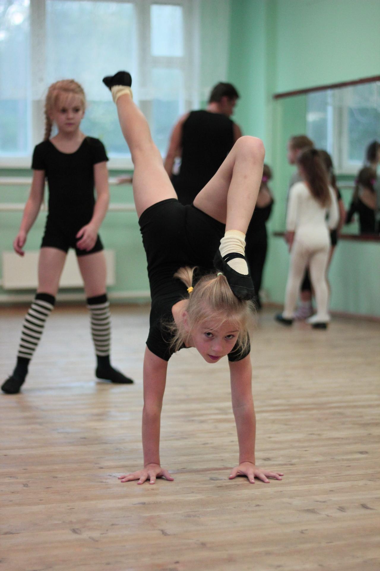 Фото молоденькие гимнасток 19 фотография