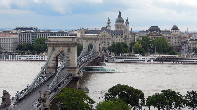 Будапешт Цепной Мост