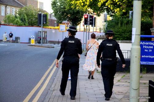 глостер, англия, полиция